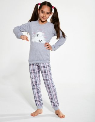 Cornette Kids Girl 594/132 Seals 86-128 piżama dziewczęca