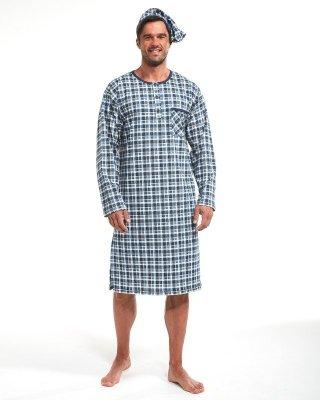 Cornette 110/636704 męska koszula nocna plus size