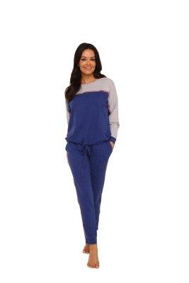 De Lafense 432  Lampas  dres - piżama damska