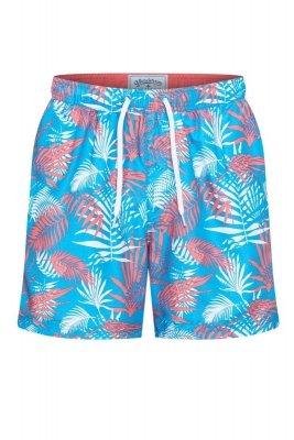 Henderson Hike 37837-55X Niebieskie męskie szorty kąpielowe