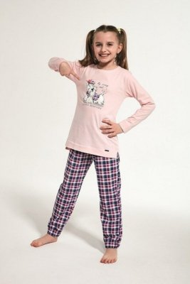 Cornette 781/113 Young Scottie piżama dziewczęca