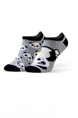 Sesto Senso Finest Cotton Duo Panda Stopki