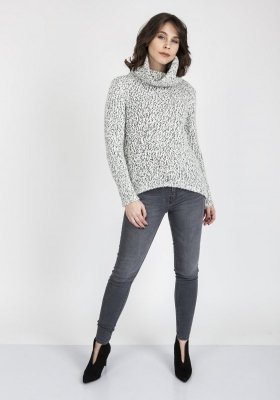 MKM Nicola SWE 103 Ecru sweter