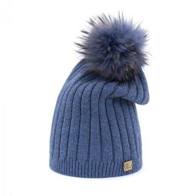 Art of Polo Expression Niebieska czapka