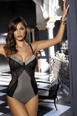 Kinga b 426 rhinestone IV body