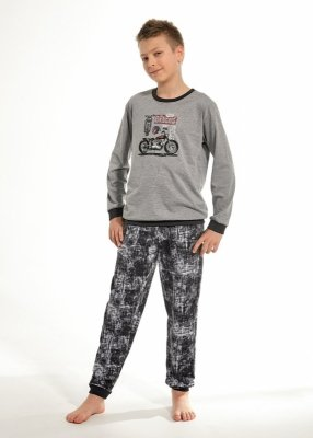 Cornette 593/101 Kids Riders 86-128 piżama chłopięca