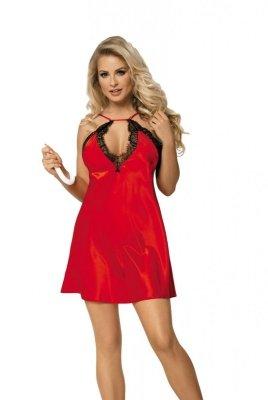 Dkaren Tifany czerwona Koszula nocna