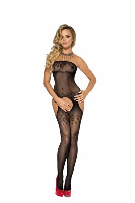 Anais Yoko black Bodystocking