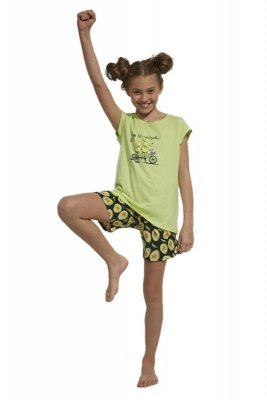Cornette 788/77 Young Avocado piżama dziewczęca
