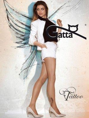 Gatta Tattoo 22 rajstopy