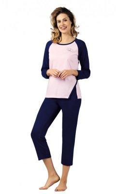 Wadima Monica 104419 3/4 ręk. piżama damska