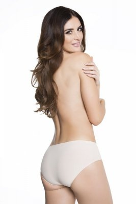Julimex Simple Panty Beżowe figi