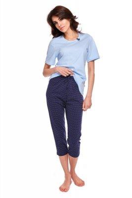 Betina Kristeen 316 kr.rękaw piżama damska