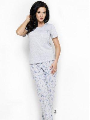 Taro Ola 2231 AW/18 K2 Szara piżama damska