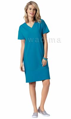 Wadima Betty 10558 Turkusowa sukienka