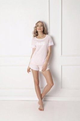 Aruelle Babe Short Pink piżama damska