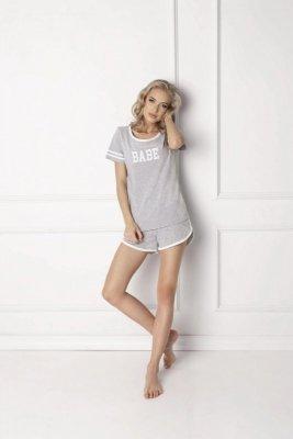 Aruelle Babe Short Grey piżama damska