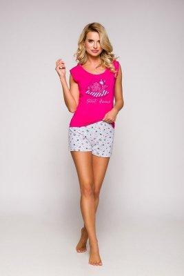 Taro Eva 2157 SS/19 K01 Różowa piżama damska