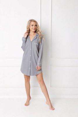 Aruelle Beatrice Grey koszula nocna