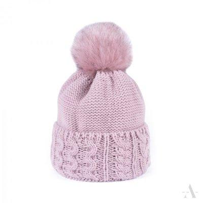 Art of Polo Górska Wędrówka Różowa czapka