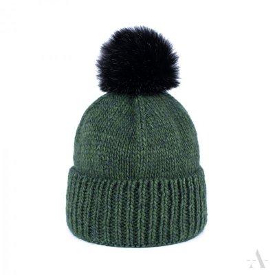 Art of Polo Uroczy Klasyk Zielona czapka