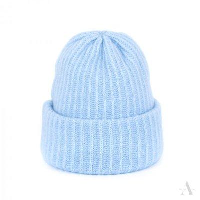 Art of Polo Hygge Jasnoniebieska czapka