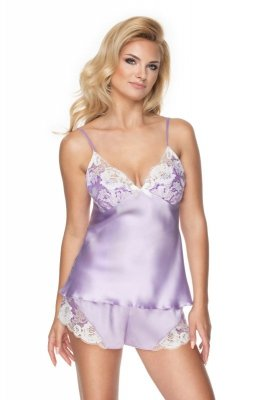 Irall Andromeda Lawendowy piżama damska