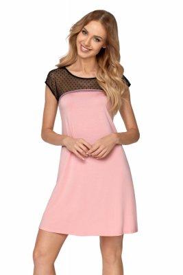 Babella Ariana Róż Peony koszula nocna