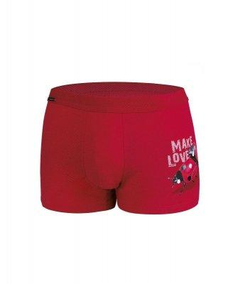 Cornette Make Love 010/61 Red bokserki