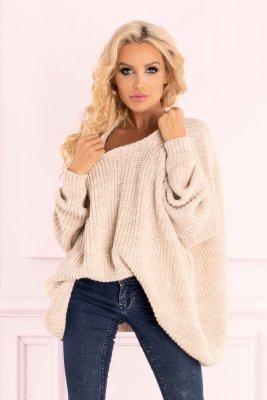 Merribel Amardanis Beige sweter