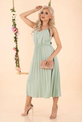 Merribel Errigam Mint sukienka
