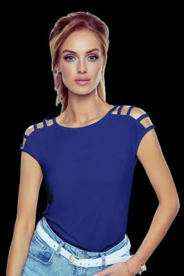 Eldar Daria New Granatowa bluzka damska