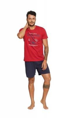 Henderson Relax 37845-33X piżama męska