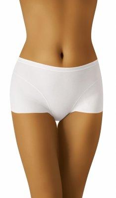 Wol-Bar Eco-Ye Białe szorty damskie
