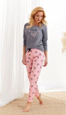 Taro 2442 Mela AW/20 - Kolor 01 piżama damska