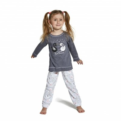 Cornette 380/131 Young Swan piżama dziewczęca