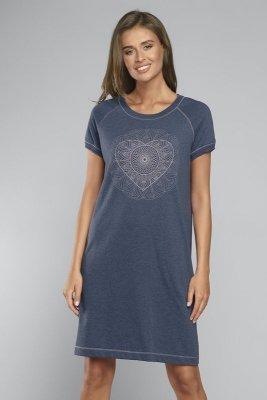 Italian Fashion Eliksir kr.r. damska koszula nocna