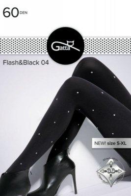 Gatta Flash & Black 05 rajstopy damskie