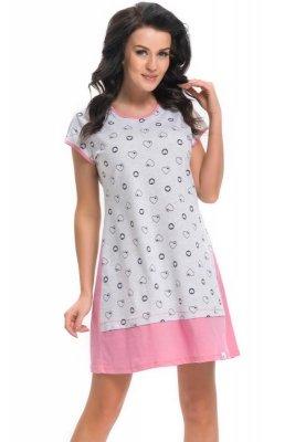 Dn-nightwear TM.9224 koszula nocna
