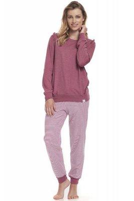 Dn-nightwear PM.9328 piżama damska