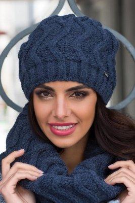 Kamea Alba czapka
