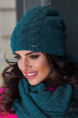 Kamea Violeta czapka