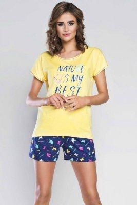 Italian Fashion Mariposa kr.r. kr.sp. piżama damska