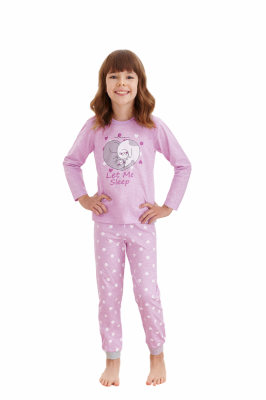 Taro Elza 1164 86/116 Z'20 piżama dziewczęca