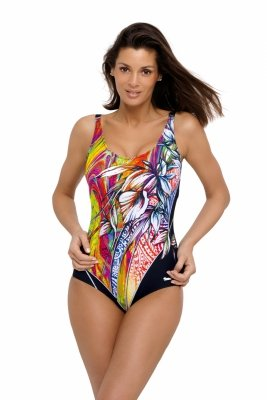 Marko Cassandra Nero-Erba M-554 (1) strój kąpielowy