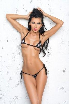 Me Seduce Ipanema Silver 2 Mini bikini