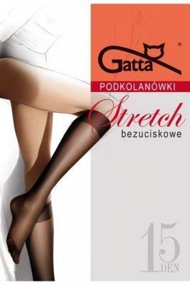 Gatta stretch visone podkolanówki