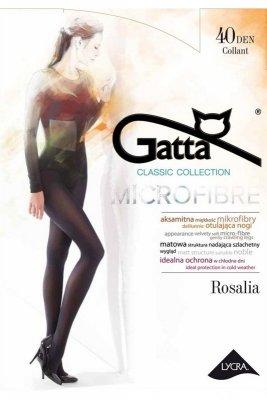 Gatta rosalia microfibre 40 den plus fumo rajstopy