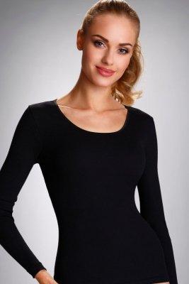Eldar Irene plus czarny bluzka damska