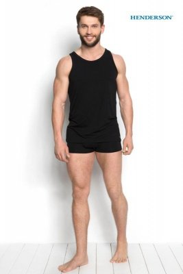 Henderson 34323 99 czarny koszulka